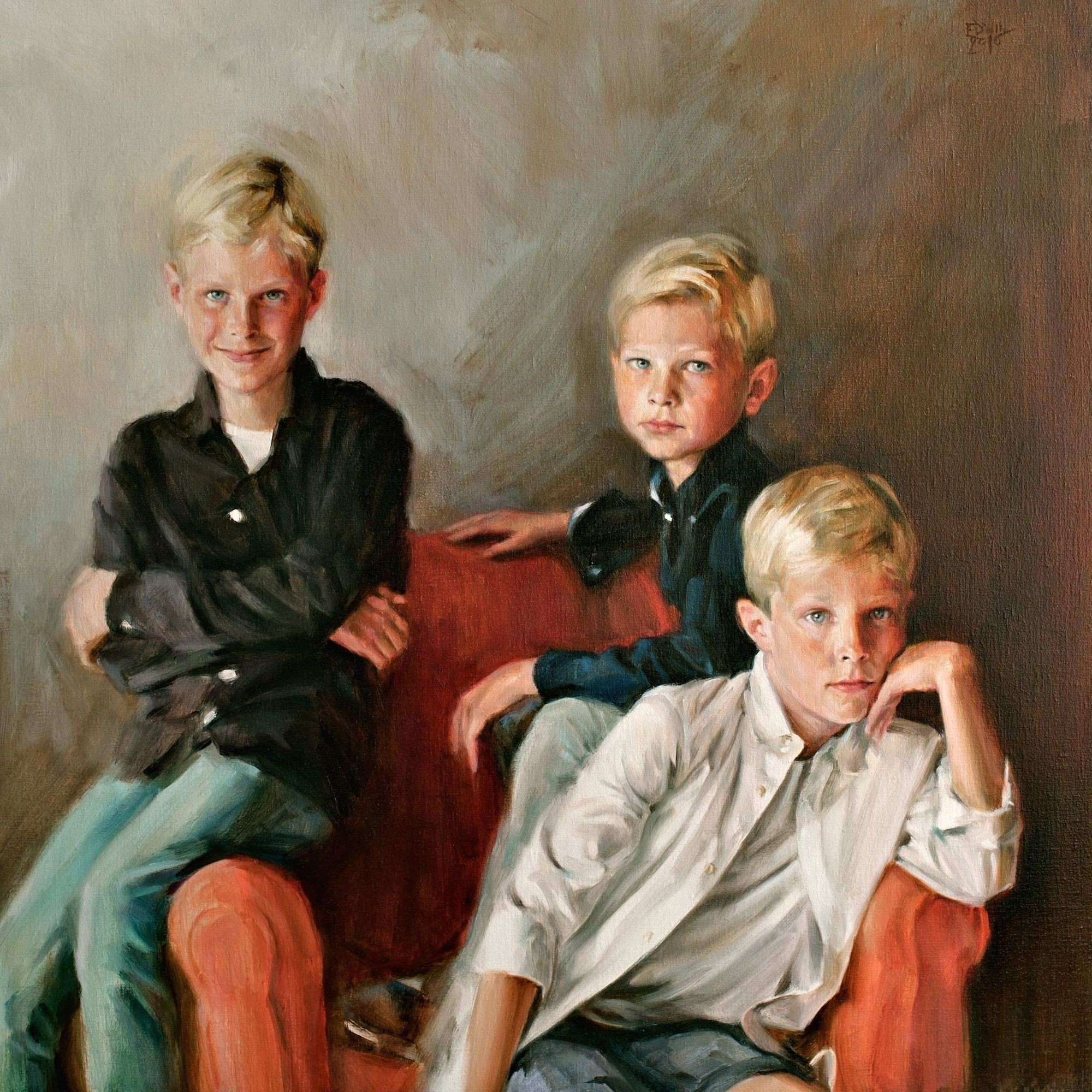 drie broers