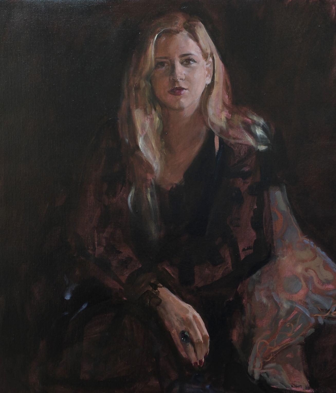 Portret van Aylin