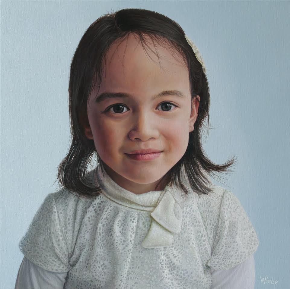 Portret van meisje