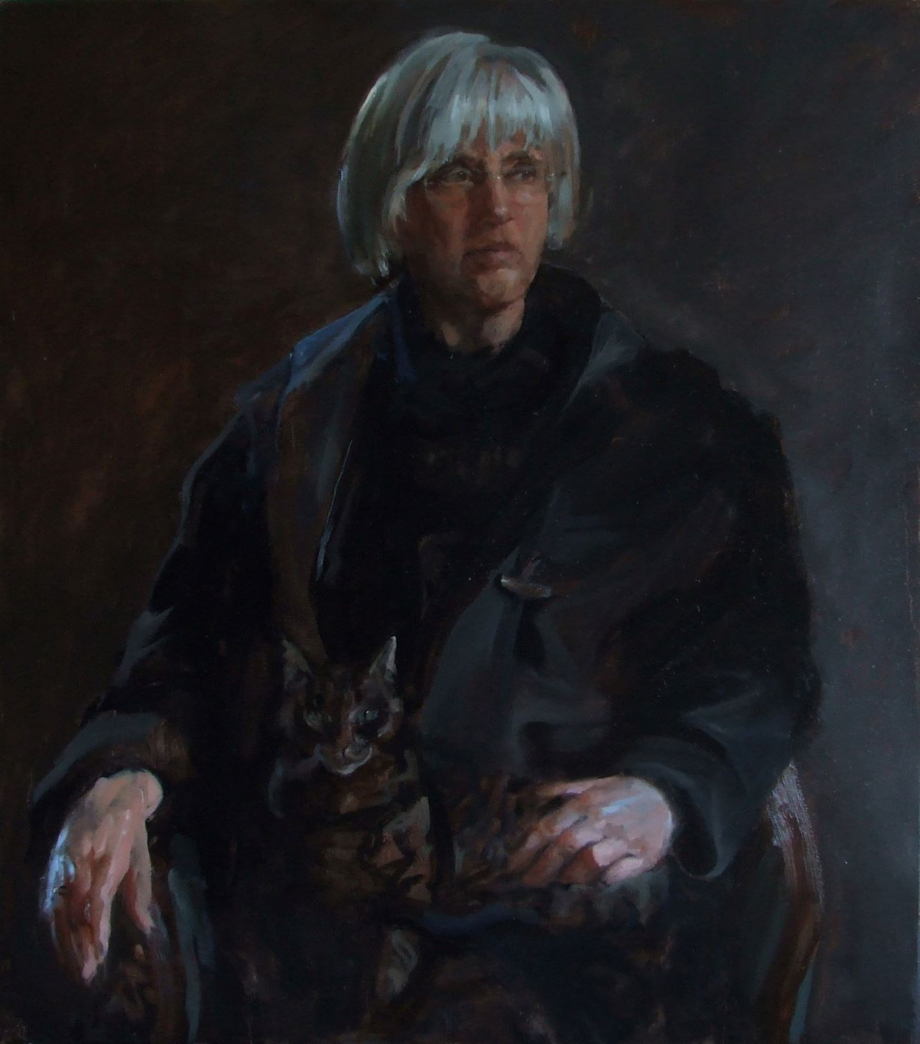 Portret van Renske Bruijel