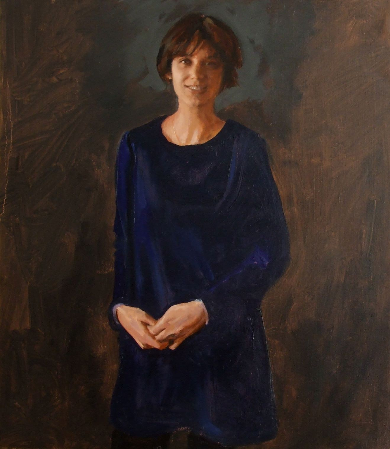 Portret van Sophie de Beukelaer